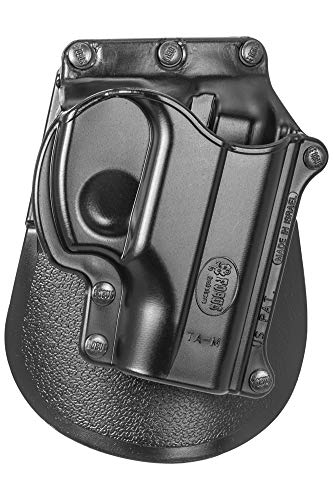Fobus TAM Standard Holster for CZ 52 / SCCY CPX1 & CPX2 (double stack magazine models only), CPX3 .380 / Taurus PT111 Millennium 9mm (except Pro & G2 models), Right Hand Paddle