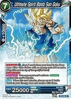 Dragon Ball Super TCG - Ultimate Spirit Bomb Son Goku - Series 3 Booster: Cross Worlds - BT3-034