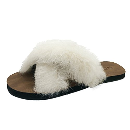 Scarpe Estive Donna,Scarpe Eleganti,Scarpe Sneaker,Scarpe Sportive,YanhooDonna Moda Hairball Al...