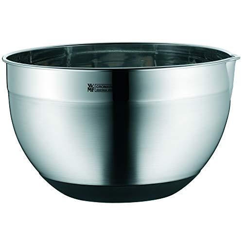 WMF Gourmet Küchenschüssel 20 cm, Rührschüssel 3,1l, Cromargan Edelstahl, spülmaschinengeeignet