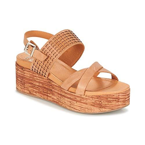 Un Matin DEte Dao Sandalen/Open Schoenen Dames Bruin - 40 - Sandalen/Open Schoenen Shoes