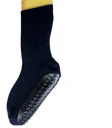 Shima Kinder Sockenschuhe, Farben alle:marine, Größe:1/2=19/22