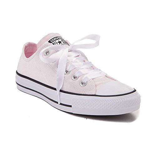 Converse Unisex Chuck Taylor All Star Sneaker (Mens 8/Womens 10, Velvet Light Pink 9510)