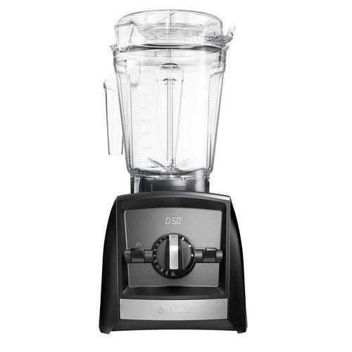 Vitamix A2500i ASCENT Series Standmixer, 100% Tritan-Kunststoff (BPA-frei), 2 liters, schwarz