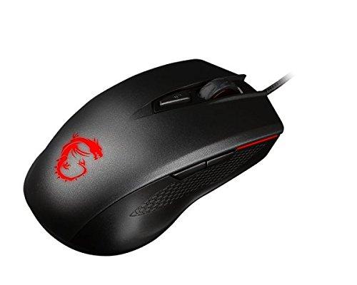 MSI GM 40 Gaming Maus schwarz