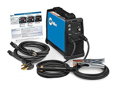 Miller Electric Stick Welder, Maxstar 161 S Series, Input Voltage: 120V/240V - 907709