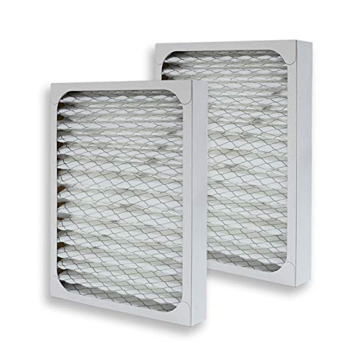 PUREBURG 2-Pack Replacement HEPA Air Filters for Hunter HEPAtech 30928 fits 30057 30059 30067 30078 30079 30124 30126 Air Purifiers