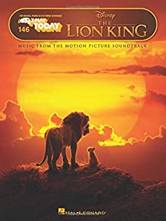 The Lion King (2019): E-Z Play Today #146