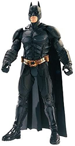 DC - Batman - The Dark Knight - Hero DC Zone - BRUCE ALS BATMAN UNMASKIERT - 12 Inch (30 cm) Action Figur - mit Base - US Exklusive OVP