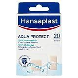Hansaplast Cerotti Aqua Protect Resistenti all'Acqua 2 Formati Assortiti