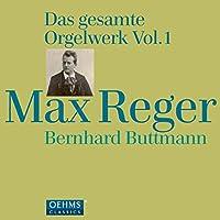 マックス・レーガー:オルガン作品集 第1集(Max Reger: Das gesamte Orgelwerk, Vol. 1)[4CDs]