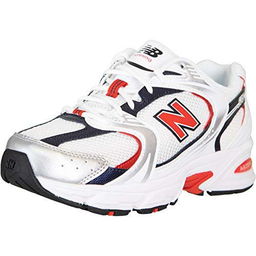 New Balance Zapatillas deportivas 530., color Blanco, talla 45 EU