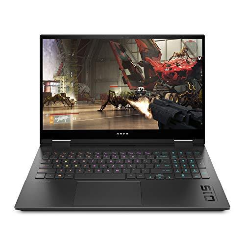 HP OMEN 15-ek0023TX 10th Gen Intel Core i7 Processor 15.6-inch FHD Gaming Laptop