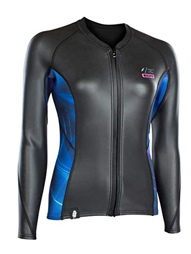 Ion - Neo Zip Top Women LS 2/1 CSK - Black Capsule 36/S