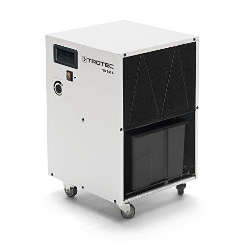 TROTEC Luftentfeuchter TTK 140 S (max. 40 L/Tag) Empfohlene Raumgröße bis 140 m²/350m³