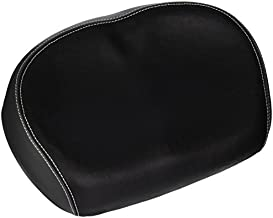 Schwinn Comfort Bike Saddle, Noseless Saddle, Foam, Black