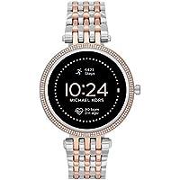 Michael Kors Women's Gen 5E 43mm Stainless Steel Touchscreen Smartwatch with Fitness Tracker