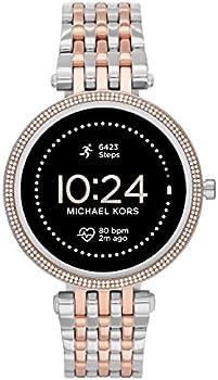 Michael Kors Women's Gen 5E 43mm Stainless Steel Smartwatch