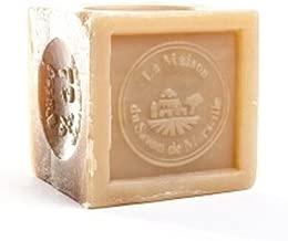 Soap 72% Vegetable Oil 600 g - La Maison du Savon de Marseille
