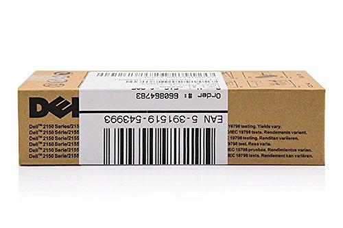 Dell 2155cdn Toner Cartridge - 593-11033 (2Y3CM) Original Dell Magenta High Yield Toner Cartridge