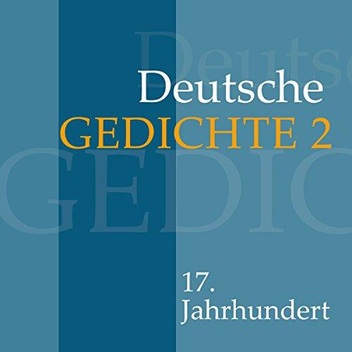 Deutsche Gedichte 2 - 17. Jahrhundert Titelbild