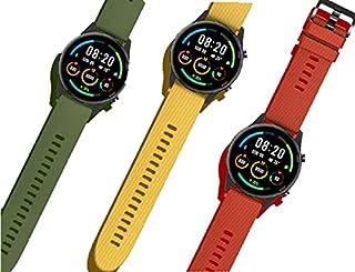سوار ساعة شاومي مي، 3 قطع، XM100014-01، MI Band 5