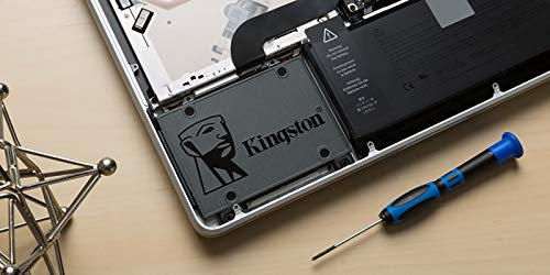 Kingston SSD 400 - installazione
