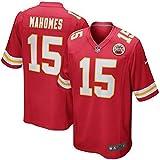 Nike Patrick Mahomes #15 Youth Kansas City Chiefs Game Jersey - Red (Youth Medium)