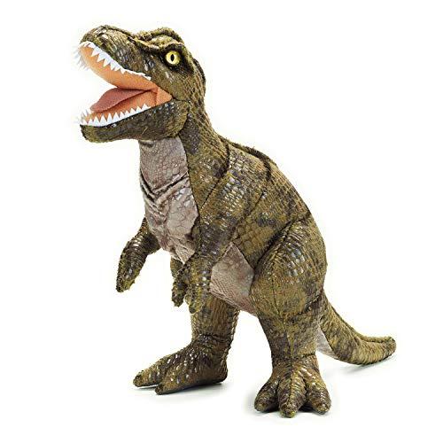 Lelly 44x 30cm NGS T-Rex Plüsch Spielzeug (grün)