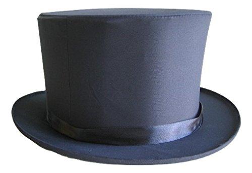 Zauberhut - Magier Zylinder, faltbar - Folding Top Hat
