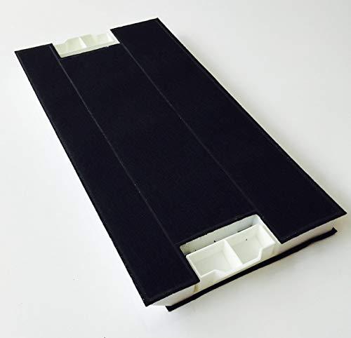 ORIGINAL Kohlefilter Aktivkohlefilter Dunstabzugshaube Bosch/Siemens 00434229