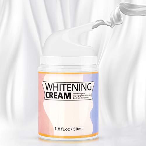 Lightening Cream, Armpit Whitening Cream, Underarm Brightening Cream for Woman & Men, Dark Spot Corrector Cream, Instant Result Skin Whitening Cream for Armpit, Knees, Elbows, Neck, Crotch & Chest - 1.8oz (50ml)