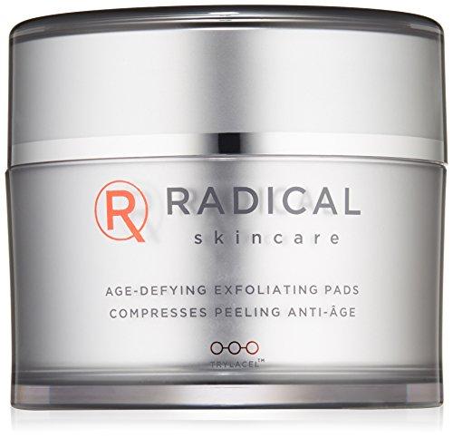 Radical Skincare Age Defying Exfoliating Pads, 4.35 Fl Oz