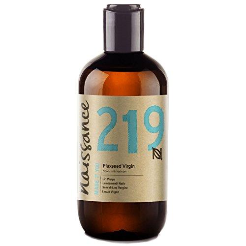 Naissance Aceite Vegetal de Linaza 250ml...
