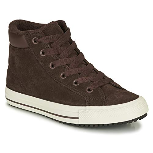 Converse Chuck Taylor All Star PC Boot Hi Burnt Umber Suede 2 US Child