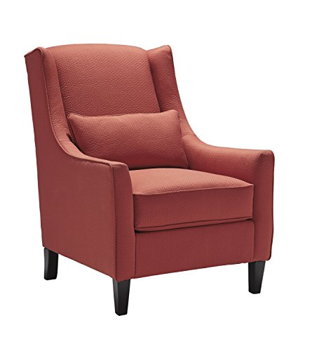 Benchcraft - Sansimeon Traditional Upholstered Accent Chair - Cinnamon