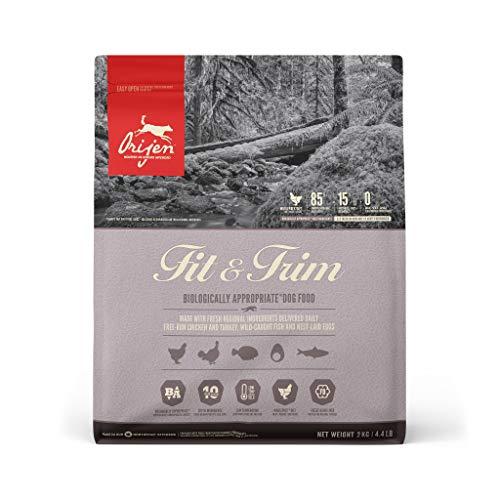 Orijen FIT & Trim Nourriture pour Chien 2 kg 1 Sac