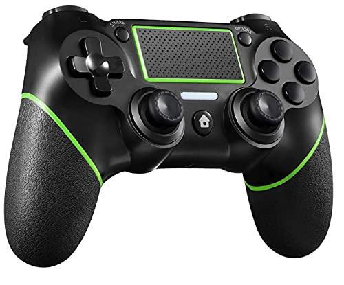 Wireless Controller per PS4, Wireless Joystick per Playstation 4, Controller di Gioco Senza Fili con Joypad del Dualshock per PS4 Slim/PRO And PC