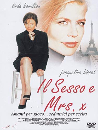 Il sesso e Mrs. X [Import]