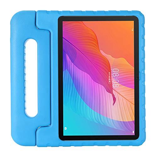 ZiHang Funda Infantil Huawei MatePad T10s 10.1 Pulgadas, Carcasa Niño Antigolpes con Asa Convertible Tapa de Soporte, Funda Bebé Ligera para Huawei MatePad T10s 10.1 Pulgadas (Azul)