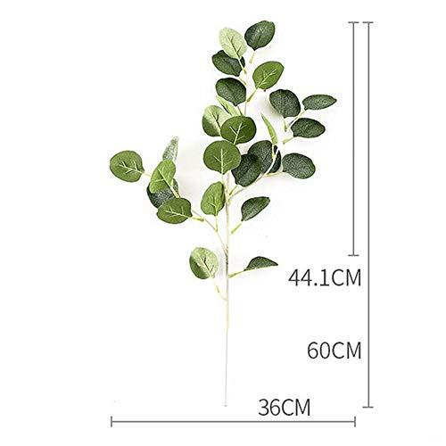 Kunstzijde Groene Planten Tak Home Tafel BruiloftDecoratieve Benodigdheden