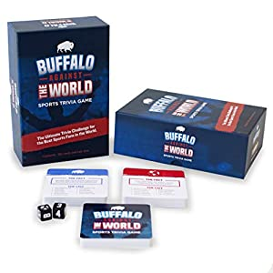 You Gotta Know Buffalo Against The World - Sports Trivia Game