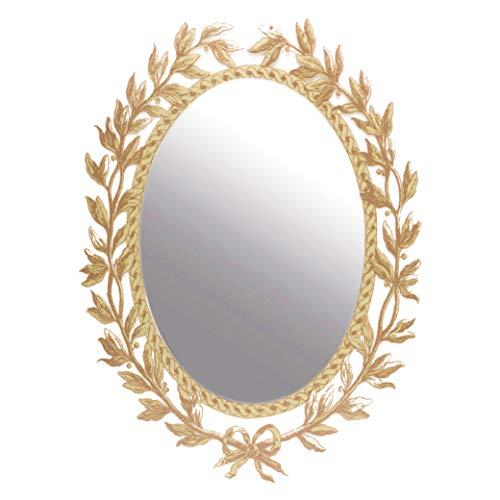 ニトムズ デコルファ (decolfa) ウォールミラーステッカー ゴールド 貼る鏡 割れにくい M3900