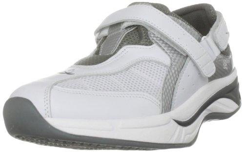 Chung Shi AuBioRiG Comfort Step ALEX weiss/hellgrau 9101145-3.5, Damen Sneaker, weiss, (weiß-hellgrau), EU 36, (UK 3.5)