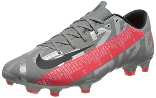 Nike Vapor 13 Academy FG - Grey-Red 9