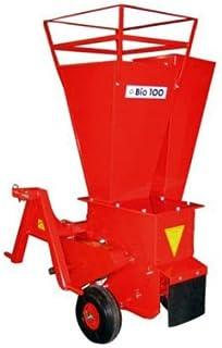 Caravaggi - Triturador con toma de fuerza BIO 100 T, diámetro 8 cm