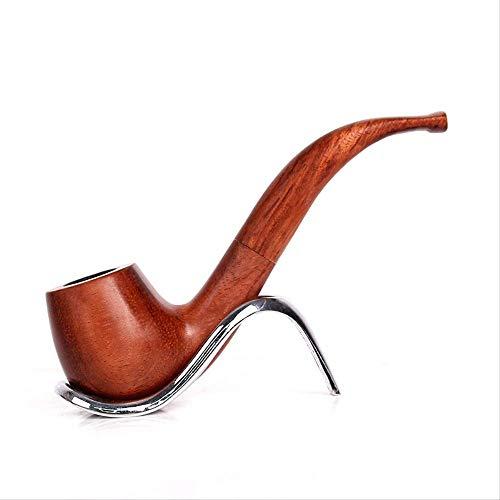 Redwood - Set di tubi per tabacco, martello curvo, classico portatile, con filtro wwire