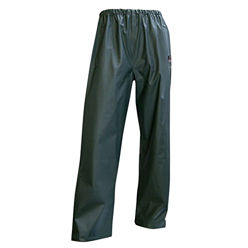 LMA 1252 TONNERRE Pantaloni Impermeabili, Kaki Scuro, Taille 7