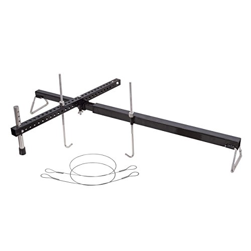 OEM TOOLS 24951 3 Point Engine Support Bar | 700 lbs. Max Capacity | Hold Your Engine in Place While You Work on Your Car | Good for Light and Medium Duty Vehicles | Can Handle Off-Center Loads