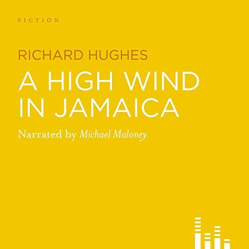 A High Wind in Jamaica audiobook cover art